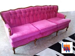 used furniture gallery leather craft burgundy sofa is sold arafen