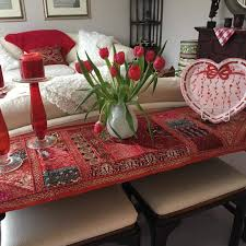 valentines table centerpieces day table decorations s day dinner table
