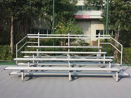 Outside Benches For Schools Portable Metal Bench Outdoor Bench For Stadium Benches For