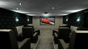 Home Cinema Design Acoustical Guide To Home Theater Design - Home cinema design