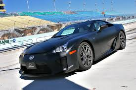 lexus lfa 0 60 want a 2012 lexus lfa better watch the auction block