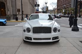 bentley mulsanne custom 2017 bentley mulsanne stock b844 s for sale near chicago il