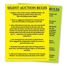 silent auction bid sheet google search are we there yet