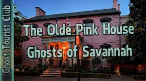 Planters Tavern Savannah by The Haunted History Of The Olde Pink House In Savannah Georgia