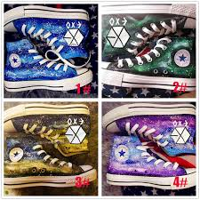 custom design converse shoes hand painted shoes high top converse