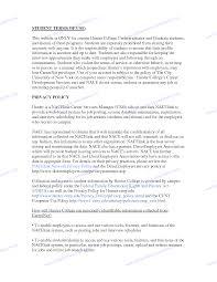 Resume Sample University Student by College Registrar Sample Resume Template