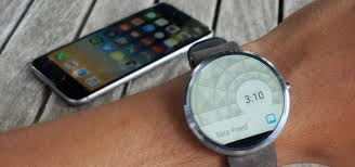 smartwatch android how to set up use an android wear smartwatch on your iphone
