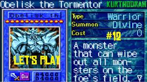 yu gi oh the sacred cards episode 12 obelisk the tormentor