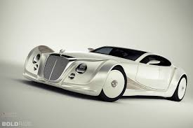 2011 Bentley Concept Project V