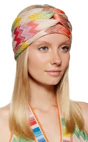 zig zag headband zig zag striped headband by missoni moda operandi