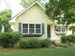 gray house white trim black shutters grey with exterior paint