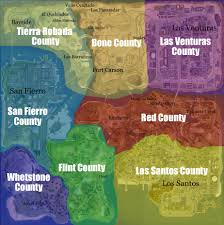 San Andreas Map The Map Is The Worst Thing To Happen To Gta V Page 42 Gta V