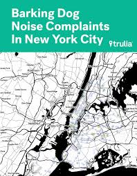 New York City Crime Rate Map by Mapping Ear Plug Hotspots Trulia U0027s Blog