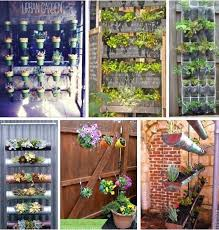 recycle u0026 save world small urban garden design idea