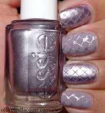 31 inspired days of nail art u2013 day 20 delicate print nails of