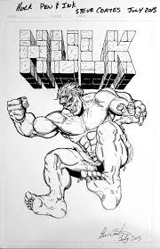 the hulk kirby vision