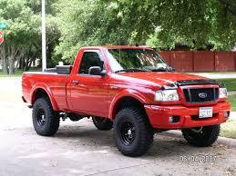 ranger ford lifted txboy11 2004 ford ranger regular cab specs photos modification