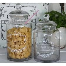 bocaux cuisine pot rangement cuisine les meilleurs bocaux en verre pour ramasser