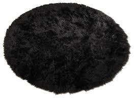 kitchen rug as large area rug and inspiration black faux fur rug