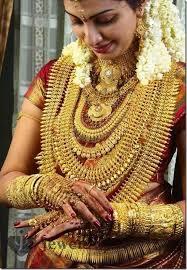 fashions kerala bridal jewellery