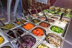 cuisine a composer nos savoureux ingrédients pour la salade à composer picture of air