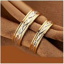 best wedding bands gold plated silver best wedding bands for him and personalized