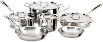 Pots And Pans For Induction Cooktop Best Induction Stove Cookware Set Review Different Types Buy Online