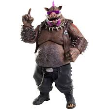 Bebop Rocksteady Halloween Costumes Mutant Ninja Turtles Shadows 1 6 Scale Pre Painted