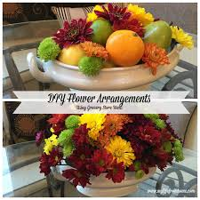 last minute centerpiece happy thanksgiving from mlfh my