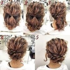 Hochsteckfrisuren Mittellange Haare Einfach by Die Besten 25 Kurze Haare Hochstecken Ideen Auf