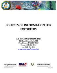resource guide connecticut resource guide u2013 ctexporters com