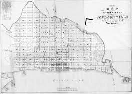 Jacksonville Fl Map Montgomery U0027s Raids