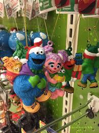muppet stuff target sesame ornaments
