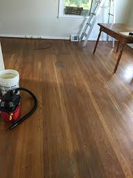 white pine hardwood floor refinishing by beers flooring for