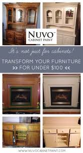 Kitchen Cabinet Paint Kit Painted Our Cabinets Using Nuvo Cabinet Paint Kit What A
