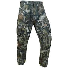 Mossy Oak Duck Blind Camo Clothing Scent Blocker S3 Tactical 11 Pocket Pants 227056 Camo Pants