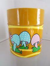 tin kitchen canisters tin kitchen canister metal ebay