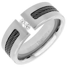 matching wedding bands for him and photos men in black wedding band matvuk
