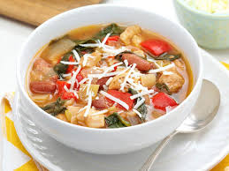 pastina soup recipe herbed chicken u0026 spinach soup recipe taste of home