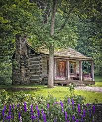 one room log cabin from the 1800s cabin living