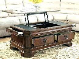 black lift top coffee table coffee tables that lift boulder creek open lift top coffee table buy