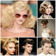 runway vintage hairstyles 2017 new haircuts to try for 2017