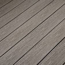 composite decking gray builddirect
