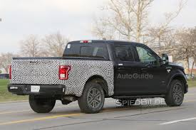 85 Ford Diesel Truck - ford f 150 spotted testing diesel engine autoguide com news
