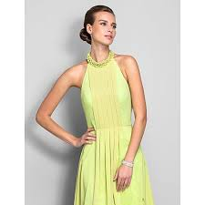 chic dresses formal evening prom military ball dress lime