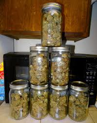 best way to store weed so it never loses smell or potency