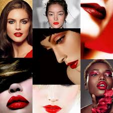 the red lipstick june 2012