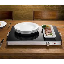 le chauffante cuisine plaque chauffante professionnelle gastroback pas cher