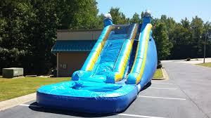 mr moonwalk inflatables rental bouncers slides combos