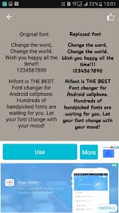 fonts for android how to change fonts on android with or without root